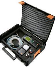 Базовый комплект Testo 312-4 — Дифференциальный манометр с дополнительными принадлежностями (0563 1327)