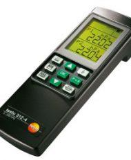 Комплект Testo 312-4 — манометр для измерения высокого давления (0563 1328)