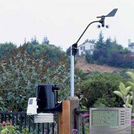 Метеостанция беспроводная DAVIS Instruments Vantage Pro2 6162EU