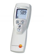 Термометр Testo 112 одноканальный калибруемый