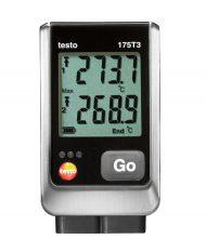 testo 175 T3 — 2-канальный логгер данных температуры