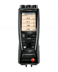 testo 480 — Профессиональный измерительный прибор для систем ВКВ (0563 4800)