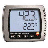 testo 608-H2 — Термогигрометр с функцией сигнализации