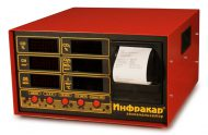 Автомобильный 5-ти компонентный газоанализатор «Инфракар 5М-3T.02»