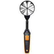 Testo Высокоточный зонд-крыльчатка (Ø 100 мм) с Bluetooth, включая сенсор температуры (0635 9371)