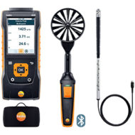 Анемометр Testo 440 Комплект для вентиляции 2 с Bluetooth®