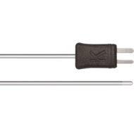 Testo Погружной измерительный наконечник, гибкий (т/п типа K) — для определения температуры воздуха и дымовых газов (0602 5693)